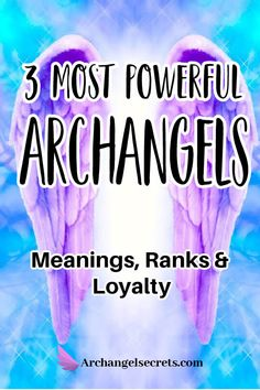 List Of Archangels, Who Are The Archangels, Archangels Names, Angel Names List, Demon Names List, Angel Hierarchy, Archangel Zadkiel, Archangel Prayers, Angel Guide
