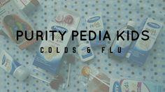 Giveaway: Preparing for Flu Season with Purity's Pedia Kids
