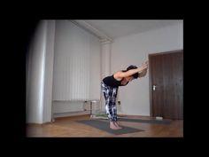 35 perces kezdő jóga - YouTube