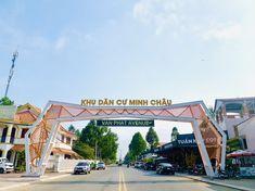 Khu dân cư Minh Châu đón nhận nhiều kỳ vọng từ giới đầu tư Fair Grounds, Building, Outdoor Decor, Travel, Viajes, Buildings, Destinations, Traveling, Trips