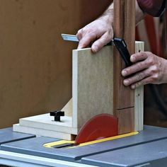 Tight-fitting joints are a snap on any saw when using this sturdy but adjustable jig. Use it to cut tenons, half-laps, and bridle joints. - See more at: http://www.woodstore.net/plans/shop-plans/jigs-fixtures/1061-Tablesaw-Joinery-Jig.html#sthash.Pzboqdkx.dpuf