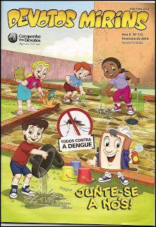 Pequenos Grandes Pensantes.: Projeto Dengue na Educação Infantil.