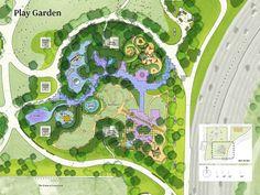 Turenscape Landscape Architecture Site Plan Landscape