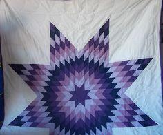 Native American LAKOTA Sioux Handmade Star Quilt | eBay
