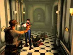 Resident Evil Code: Veronica X (PS2) - Playthrough Part 3