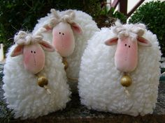 Ovelhas! by Sherry - Maria Cereja, via Flickr