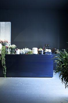 The Florist Singer #pantoneniagara #pantonelapisblue