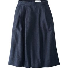 WOMEN IDLF TWEED FLARE SKIRT | UNIQLO