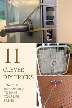 11 Clever DIY Tricks That Are Guaranteed To Make Your Life Easier - These DIY tips are really clever