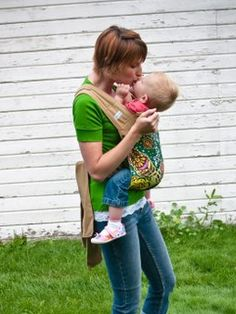 "Article on ""Choosing a Baby Carrier"" :)"
