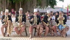 Grebeg, Kraton, Yogyakarta, Indonesia