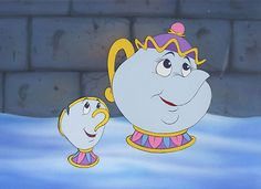 If you fell in love with Mrs. Potts and Chip Potts the first time you saw them, you'd know then which Walt Disney Feature Animation we are referring to :)