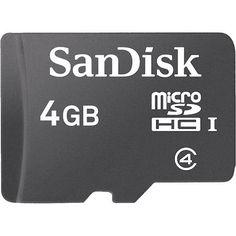 Transcend 4G Mini Sd Sdhc 4 Gb Mini Sd 4 GB Speicher Karte Piel cámaras Neu genunie