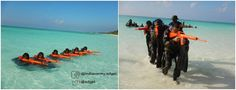 Ex #Ekuverin. #MNDF Marine Instructors training Indian contingent in  Swimmer Scout and Over the Beach Assault http://Techniques.pic.twitter.com/OGSK5vetDz #IndianArmy #Army