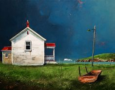 The Shore House, by Mark Fletcher
