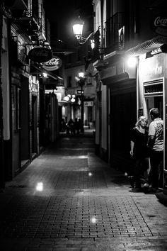 Night in Zaragossa