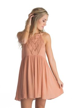 peach bohemian Dresses to wear to stagecoach