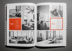 The House on Behance Property Branding, Picture Albums, Grid Layouts, Album Book, Architecture Portfolio, Creating A Brand, Editorial Design, Portfolio Design, Case Study