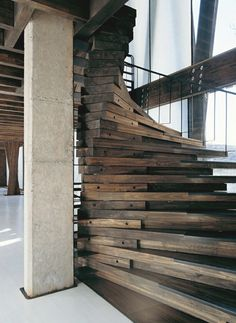 these are beautiful, but i would absolutely fall down these stairs on a daily basis.