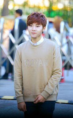 Seventeen Seungkwan