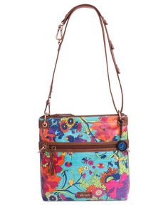 The Sak Handbag, Artist Circle Crossbody Bag $60.00