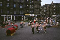 Raymond Depardon View profile SCOTLAND. Glasgow. 1980