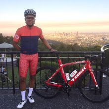 virtualmiguel on.virtualmiguelAfternoon ride, from Newstead to Brisbane City to Mt Coot-tha and back. New cycling 🚴♀️ outfit #blacksheepcycling #brisbanecity #trekbikesaustralia
