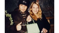 Johnny Depp & Kate Moss- Rare Hollywood Photos Revealed in Michael White's Photo Album  - HarpersBAZAAR.com