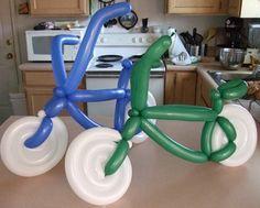 bike balloon