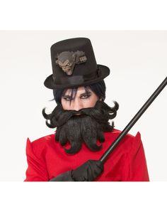 Scoundrel Beard and Mustache – Spirit Halloween