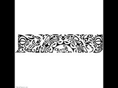 Cozy 34 Best Polynesian Armband Tattoos Tribal Stencil Images