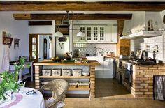 Kuchyňský ostrůvek -