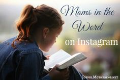 Link-Up Your Instagram {Moms in the Word}