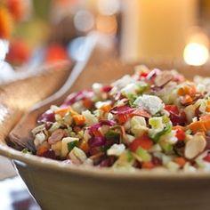 """""""Use a Spoon"""" Chopped Salad - EatingWell.com"""