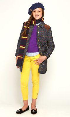 Cool-Weather Cutie - Girls 7-16 Fashion Show Looks - RalphLauren.com