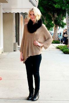 Cute Ways to Tie Scarfs in Winter  #scarf #styletips #fashiontips