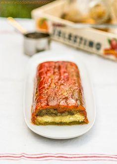 imagen de pastel de verduras