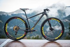 "aces5050: ""(via Manuel Fumic's World Champs Cannondale F-Si XCO Bike - PIT BITS…"
