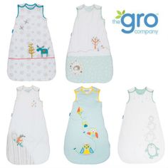 Stay warm all night in this soft jersey 3.5 tog Grobag.
