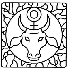 Free Printable Zodiac Symbols - Astrological Symbols - Horoscope ...