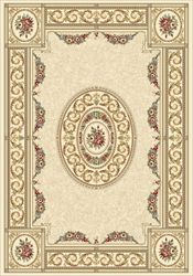 Dynamic Rugs Ancient Garden 57226 Ivory 6464 Area Rug