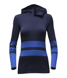WOMEN'S LONG-SLEEVE SECONDSKIN HOODED TOP | United States