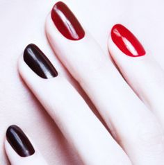 Next Big Nail Trend: The More Texture, The Better   Beauty High