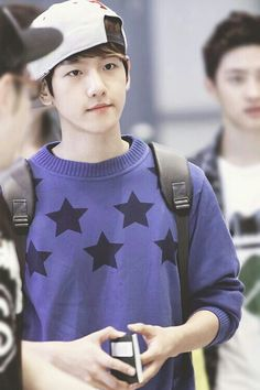 #HappyBaekhyunDay Happy Birthday! Please stay healthy and have a good time! Fighting <33 *-*