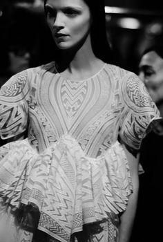 Maria Carla Boscono, Givenchy