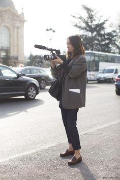 Melinda Triana, Paris