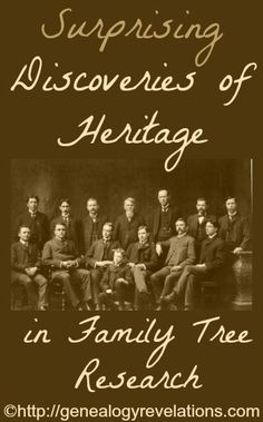 🍃🌿🍂🍁Tools: Surprising Discoveries of Heritage in Family Tree Research🍃🌿🍂🍁Genealogy Revelations -- finding the heart of your past. #genealogy #tools