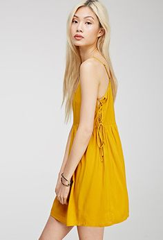 Cami Babydoll Dress | Forever 21 - 2002247427