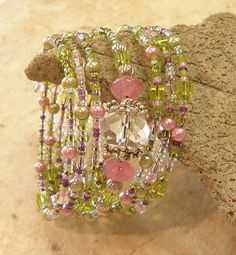 Love this bracelet!  memory wire