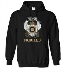 (Never001) MURILLO - #oversized shirt #tshirt moda. I WANT THIS => https://www.sunfrog.com/Names/Never001-MURILLO-obqlaxodhd-Black-48990607-Hoodie.html?68278